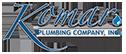 Komar Plumbing Inc